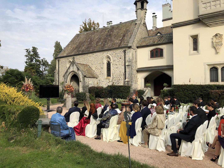 Matrimonio - Residenza Privata - 1