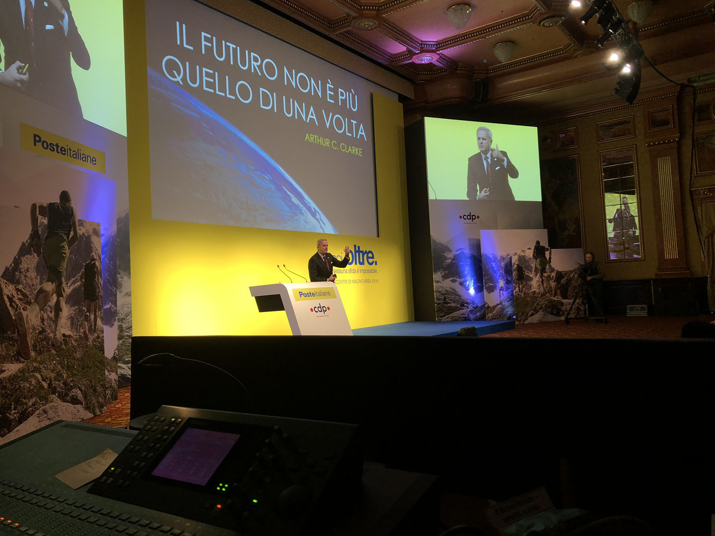 Poste Italiane - Convention - 4