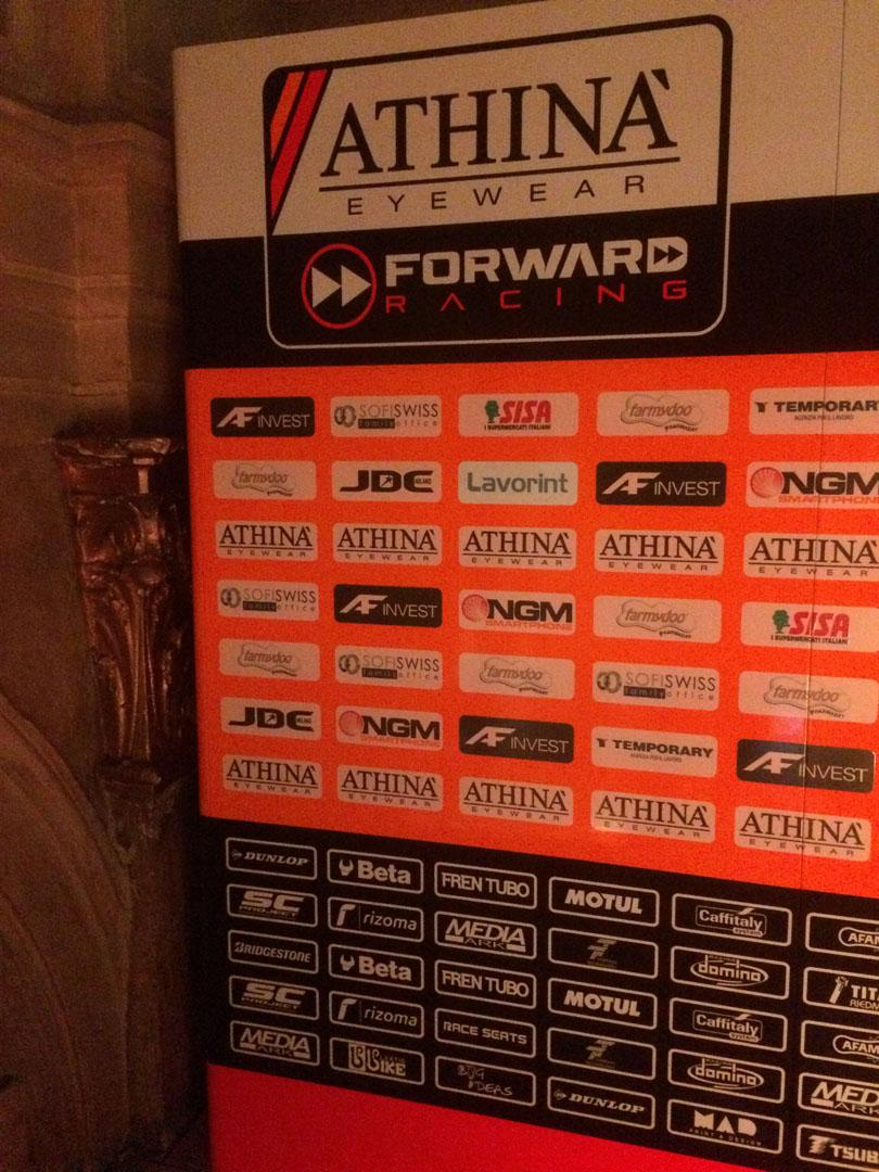 Athina' - Forward Racing Team - 3
