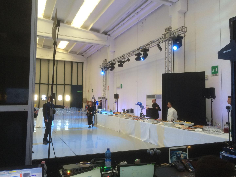 Garage Italia - Evento c/o Avionord - 2