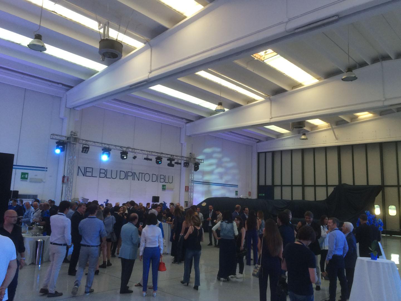 Garage Italia - Evento c/o Avionord - 3